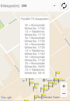 Turku Buses apk screenshot