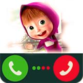 call from Princess masha icon