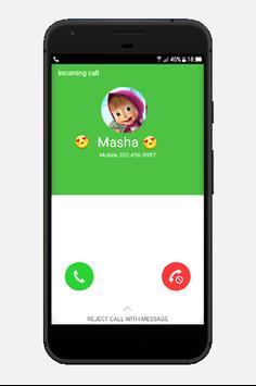 call from Princess masha poster