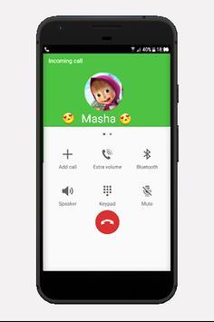 call from Princess masha screenshot 1