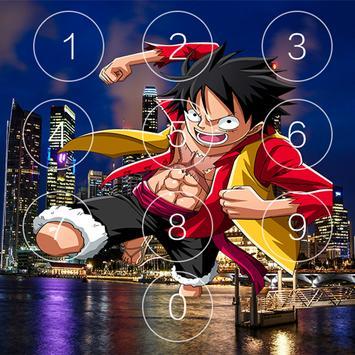 luffy d monkey lock screen HD photos screenshot 1