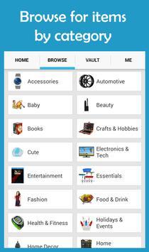 Smoopa Shopping: Never Overpay apk screenshot