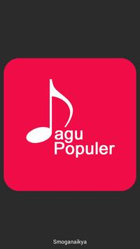 Lagu Populer poster