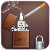 Cigarette Screen Lock icon
