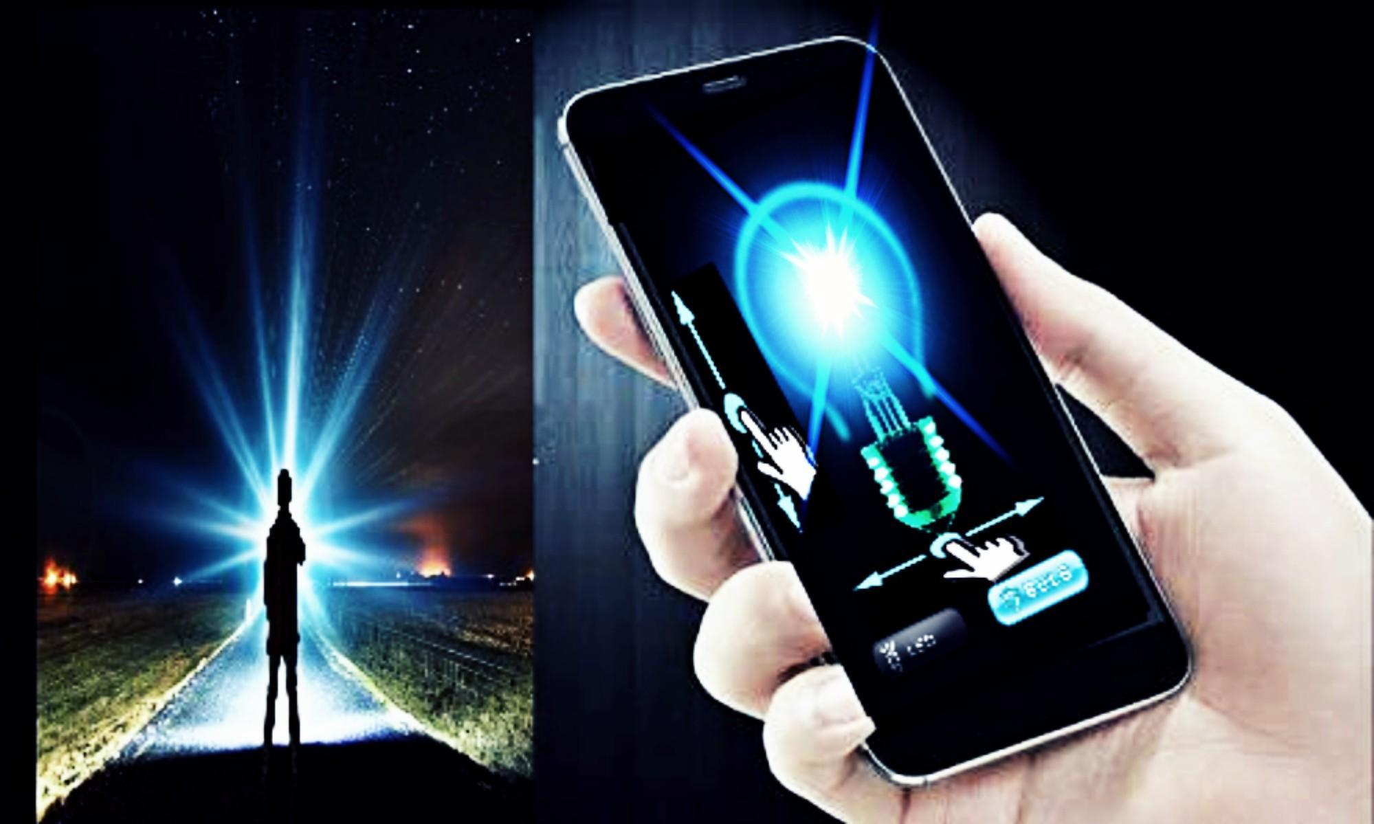 Brightest FlashLight APP- Tactical LED Flash Light for