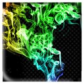 Smoke Color Wallpapers icon
