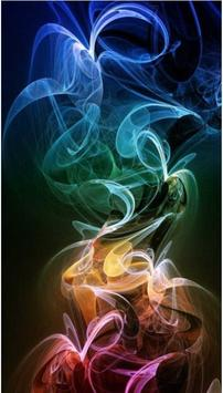 Smoke Color Wallpapers apk screenshot