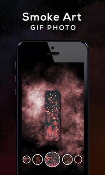 Smoke Art GIF Photo screenshot 6