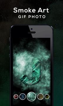 Smoke Art GIF Photo screenshot 7