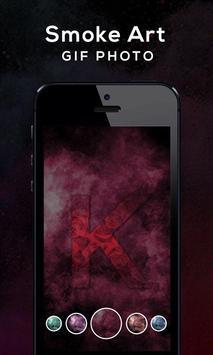 Smoke Art GIF Photo screenshot 8