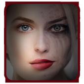 Face Fun Harley Quinn icon