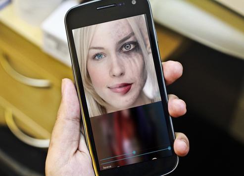 Face Fun Harley Quinn apk screenshot