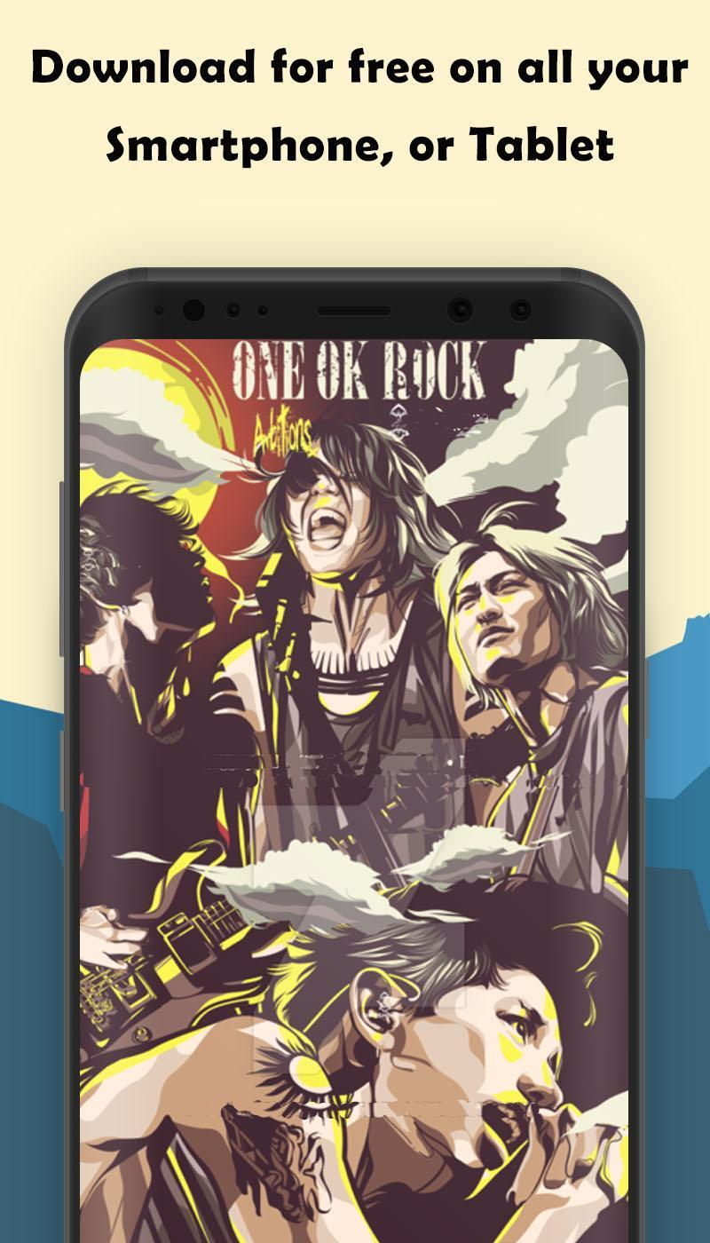 One Ok Rock Wallpaper For Android Apk Download