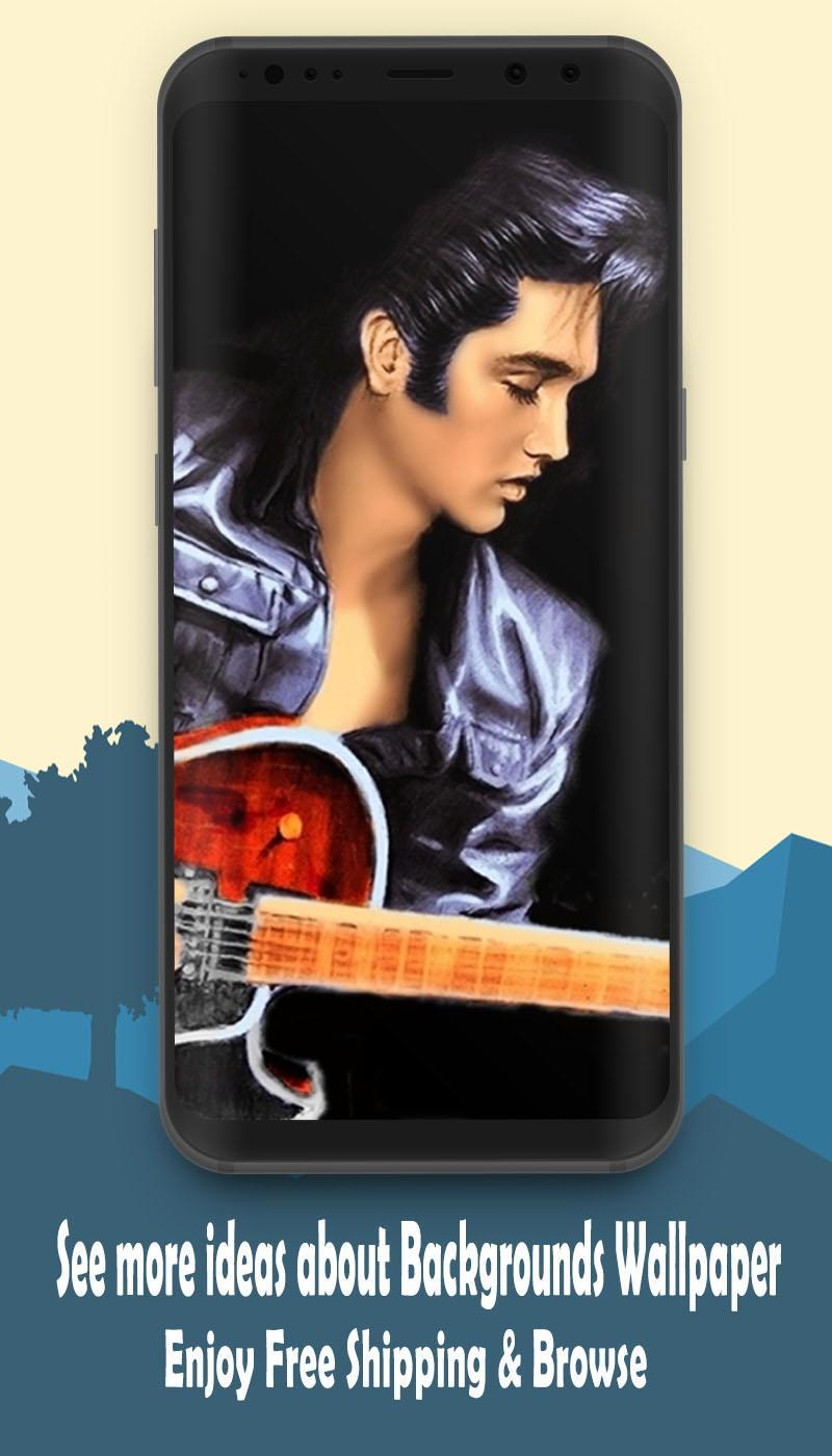 Elvis Presley Wallpaper For Android Apk Download