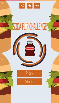 IMPOSSIBLE bottle FLIP CHALLENGE poster