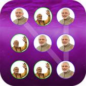 Modi Theme Applock icon