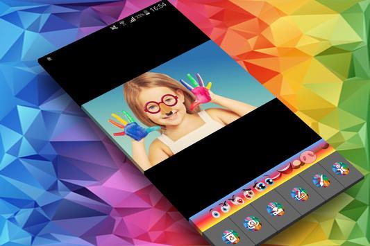 Cartoon Photo Sticker apk screenshot