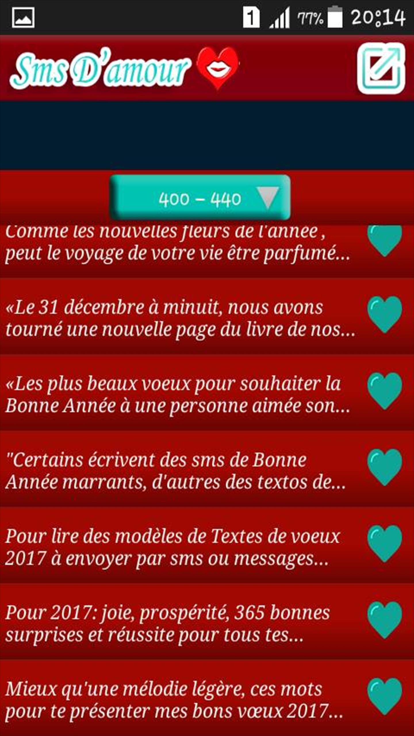 Lettre Damour For Android Apk Download