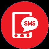 SMS Marketing Digital icon