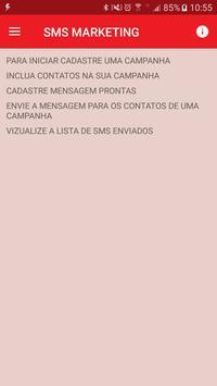 SMS Marketing Digital apk screenshot