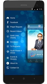 Pastor Tinu George apk screenshot