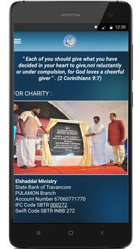 Pastor Tinu George apk screenshot