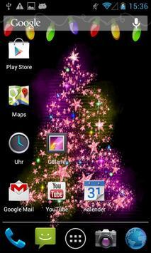 sms.at Weihnachten Wallpaper poster