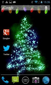 sms.at Weihnachten Wallpaper apk screenshot