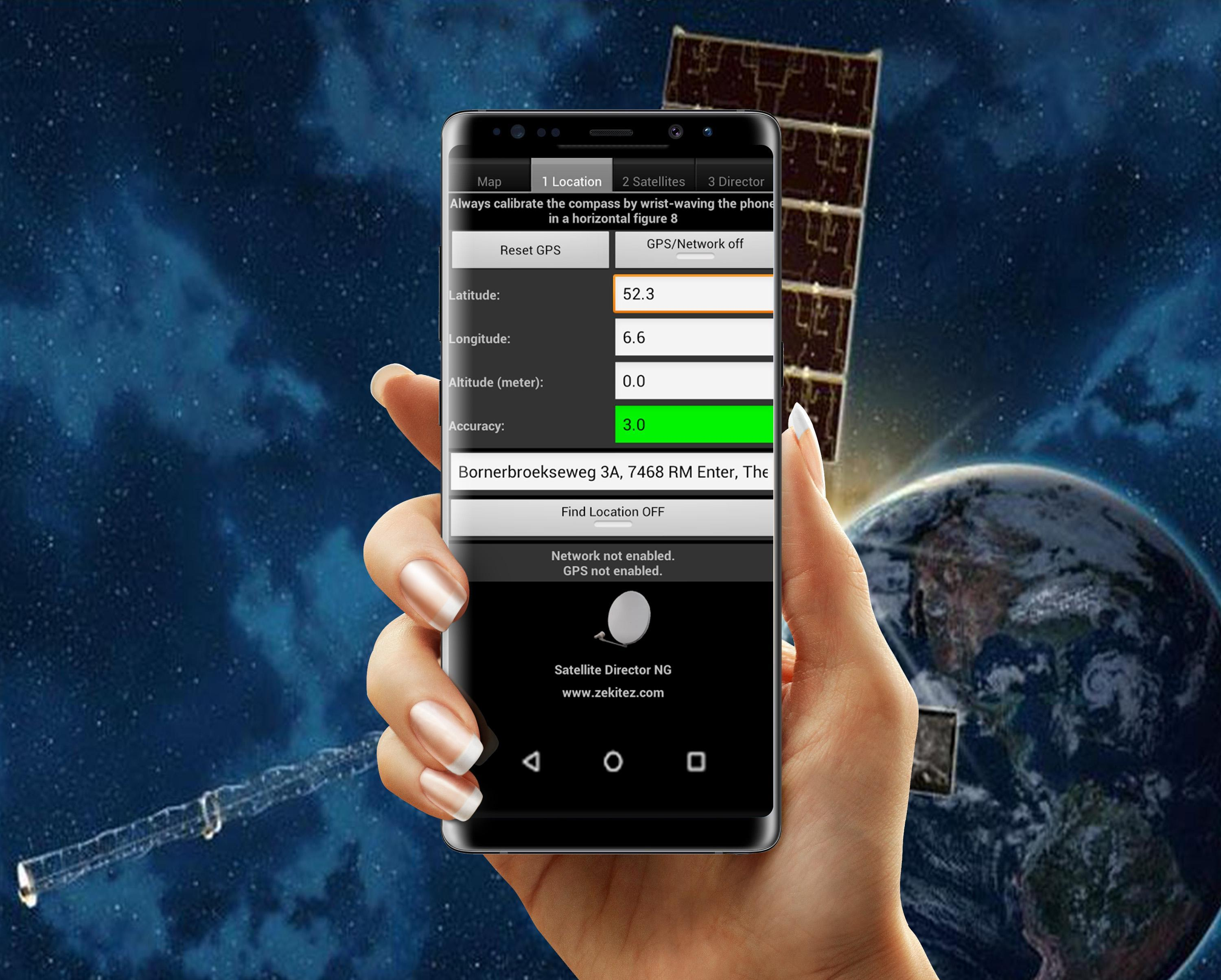 Satellite Finder Pro for Android - APK Download