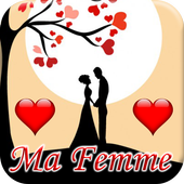 SMS Amour pour Ma Femme icon
