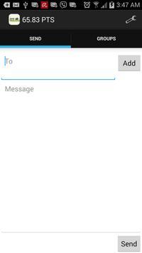 SMSBulko apk screenshot