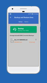 SMS Converter - All in one screenshot 1