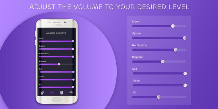 Volume booster - Sound booster screenshot 2