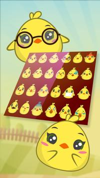 Cute Emoji Pack for SMS Plus poster