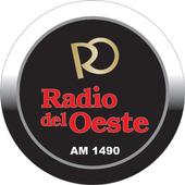 Radio Del Oeste AM Colonia icon