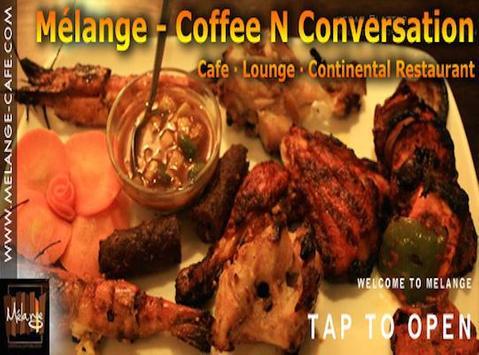 MELANGE CAFE screenshot 20