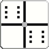 Don't Touch Empty Domino icon