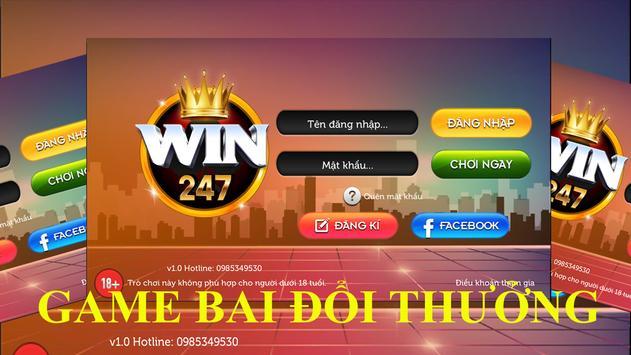 Game danh bai doi thuong Wi247 screenshot 1