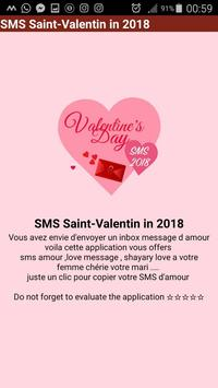 Sms Saint Valentin In 2018 Apk App Free Download For Android