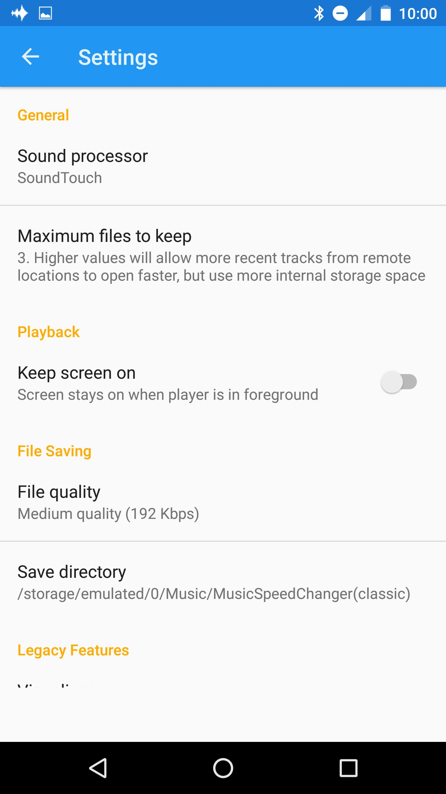 Music Speed Changer (Classic) for Android - APK Download