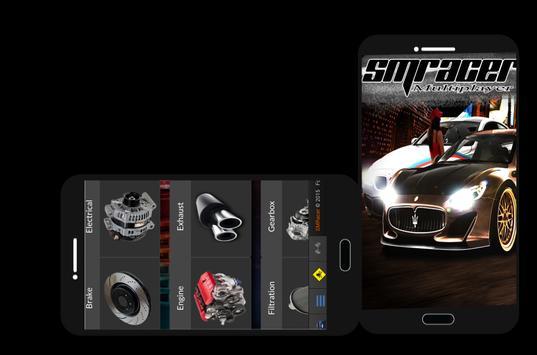 SMRacer screenshot 1