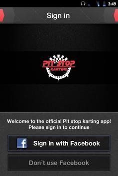 Pit Stop Karting apk screenshot