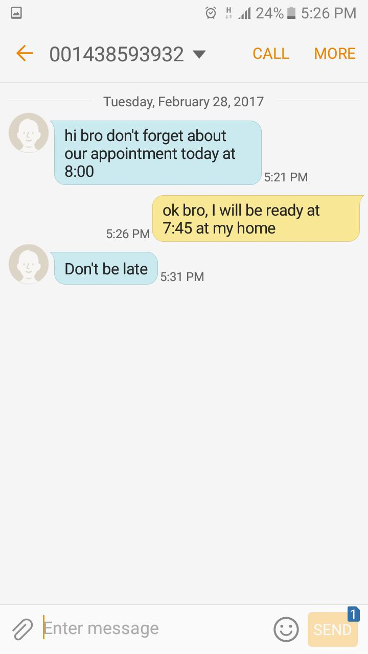 Fake SMS for Android - APK Download