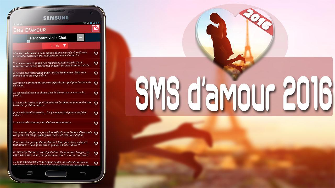 Sms D Amour 2016 For Android Apk Download
