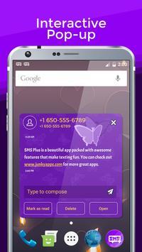 SMS Butterfly screenshot 2