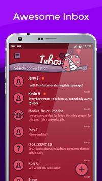 SMS Ladybug poster