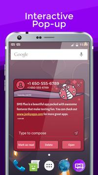 SMS Ladybug apk screenshot