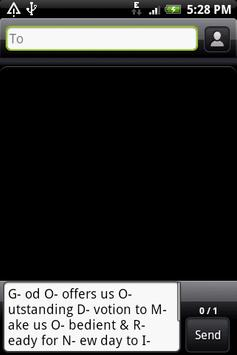 SMS POOL apk screenshot