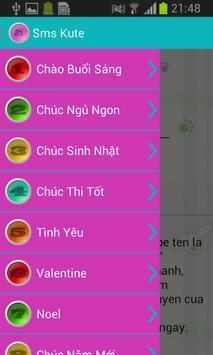 SmS Kute apk screenshot