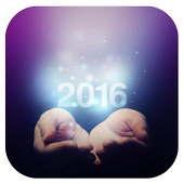 Happy New Year 2016 Wishes icon